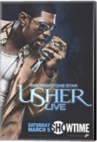 Framed One Night One Star: Usher Live