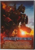 Framed Transformers - style I