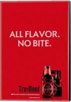 Framed True Blood (TV) All Flavor. No Bite