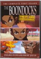 Framed Boondocks TV Show