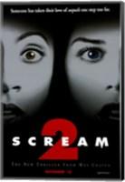 Framed Scream 2
