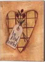 Framed Kind Hearted