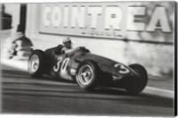 Framed Grand Prix of Monaco, 1956