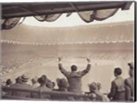 Framed Home Run  1939 World Series