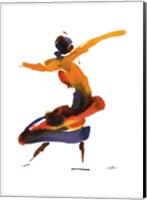 Framed Dancer II