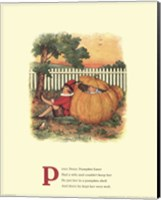 Framed Peter, Peter Pumpkin Eater