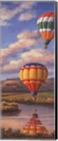 Framed Balloon Panel II