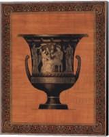 Framed Grecian Urn I