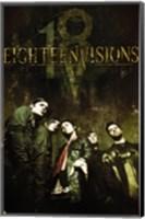 Framed Eighteen Visions - Group Shot