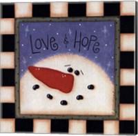 Framed Love and Hope