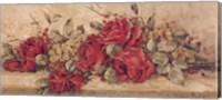 Framed Roses To Remember