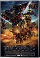 Framed Transformers 2: Revenge of the Fallen - style O