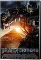 Framed Transformers 2: Revenge of the Fallen - style I