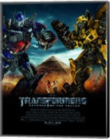 Framed Transformers 2: Revenge of the Fallen - style H