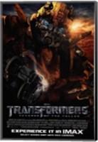 Framed Transformers 2: Revenge of the Fallen - style N