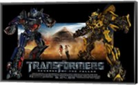 Framed Transformers 2: Revenge of the Fallen - style D