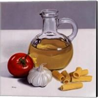 Framed Culinary Art I