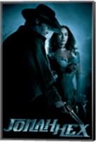 Framed Jonah Hex - Megan Fox