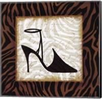 Framed Safari Shoes II