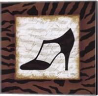 Framed Safari Shoes III