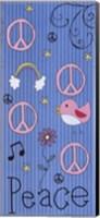 Framed Peace - Girlie