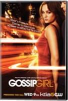 Framed Gossip Girl Blair Waldorf