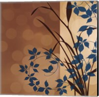 Framed Sunset Blueprint II