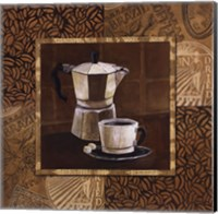 Framed Coffee IV