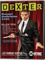 Framed Dexter Wired Spoof