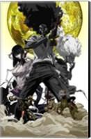 Framed Afro Samurai: Resurrection