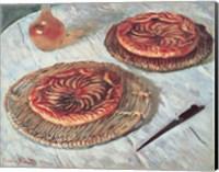 Framed Fruit Tarts, 1882
