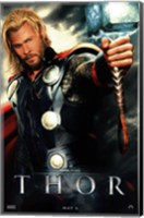 Framed Thor Movie