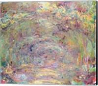 Framed Shaded Path, c.1920