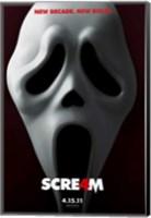 Framed Scream 4