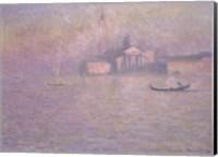 Framed San Giorgio Maggiore, 1908