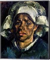 Framed Peasant Woman, 1885