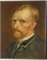 Framed Self portrait, 1886