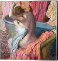 Framed Seated Bather, 1899