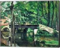 Framed Bridge at Maincy