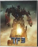 Framed Transformers: Dark of the Moon
