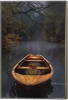 Framed Old Lake