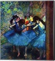 Framed Ballerinas