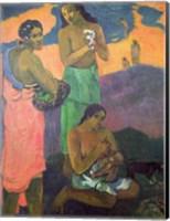 Framed Maternity, 1899