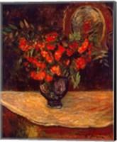 Framed Bouquet, 1884