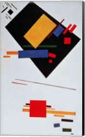 Framed Suprematist Composition, 1915