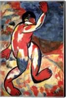 Framed Bather, 1911