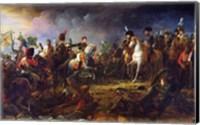 Framed Battle of Austerlitz