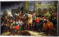 Framed Entry of Henri IV