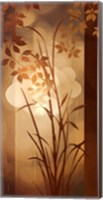 Framed Golden Heights I
