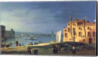 Framed View of Venice